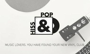 Visuel du projet Hiss & Pop