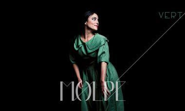 Visuel du projet MOLPÉ - Nouvel Album VERT - Nouveau clip