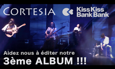 Project visual CORTESIA - Le 3ème Album!