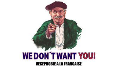 Visuel du projet Végéphobie à la française !