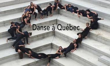 Visueel van project Danse à Québec