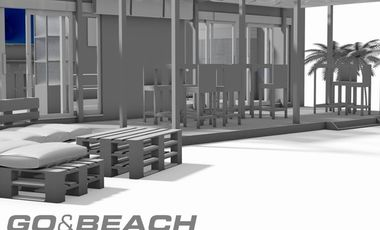 Visueel van project GO&BEACH