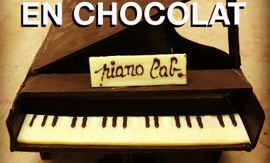 Visueel van project Le piano en chocolat