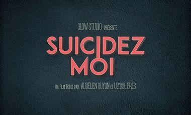 Visueel van project Suicidez moi