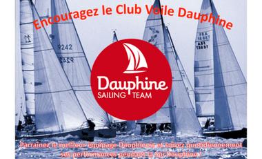Visueel van project Le Club Voile Dauphine à la Spi Dauphine