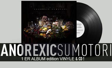 Visuel du projet ANOREXIC SUMOTORI - nouvel ALBUM !