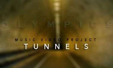 """Project visual OLYMPICS Music Video """"TUNNELS"""""""