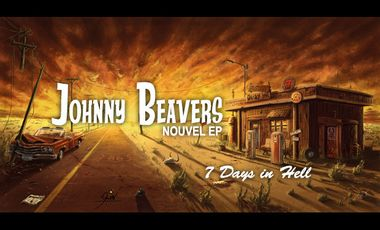 Project visual Johnny Beavers - Nouvel EP