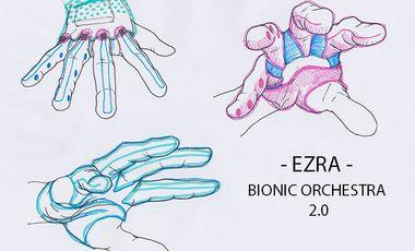 Project visual EZRA - BIONIC ORCHESTRA 2.0