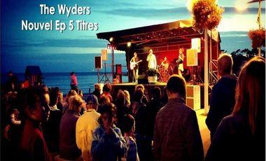 Visuel du projet The Wyders Nouvel EP Reggae Rock : Sans filtres