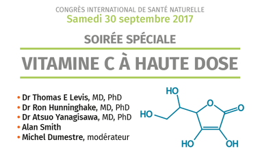 Visueel van project Soirée Spéciale  Vitamine C à haute dose  !