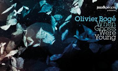"""Visueel van project Olivier Bogé """"When Ghosts Were Young"""""""
