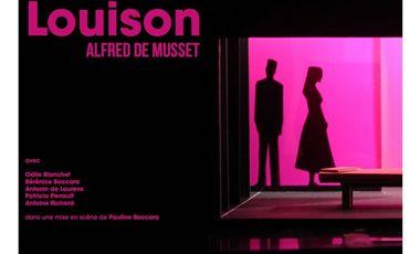 Visuel du projet Louison d'Alfred de Musset au THÉÂTRE DE MÉNILMONTANT