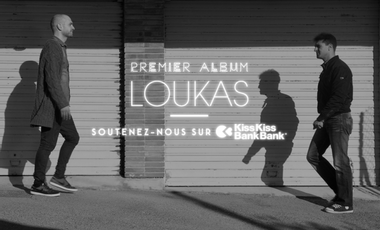 Project visual Loukas - Premier album