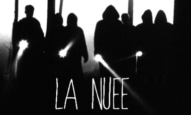 Project visual La Nuée