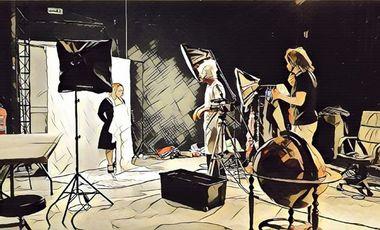 Project visual La Leçon - Une Expérience du pouvoir de l'image