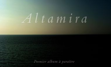 Project visual Altamira : premier album