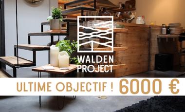 Visuel du projet WALDEN PROJECT : L'art de vivre durable au quotidien !