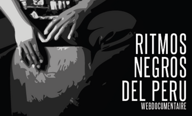 Project visual Ritmos Negros del Perú