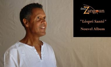 "Project visual Nouvel Album Eno Zangoun : ""Léspri Santé"""