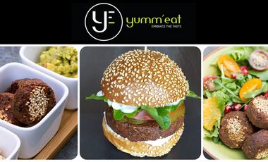 Visueel van project Yumm'eat - Embrace the Taste