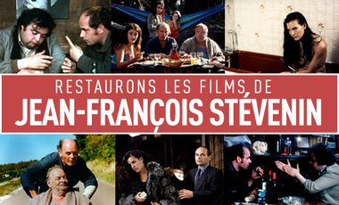 Project visual Restauration des films de Jean-François Stévenin