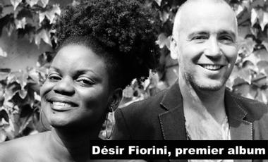 Visueel van project Désir Fiorini, premier album