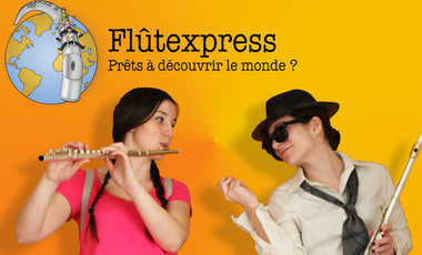 Project visual Flûtexpress