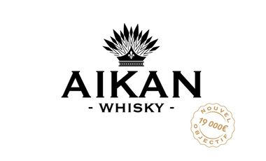 Visueel van project Whisky AIKAN
