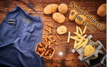 Visueel van project Croustiller Les Pommes Frites