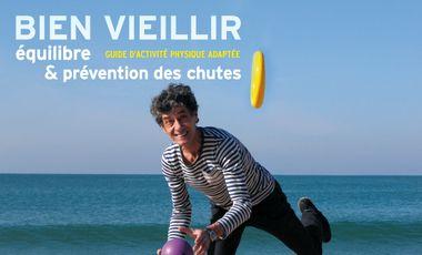 Visueel van project Bien vieillir : équilibre et prévention des chutes, le guide