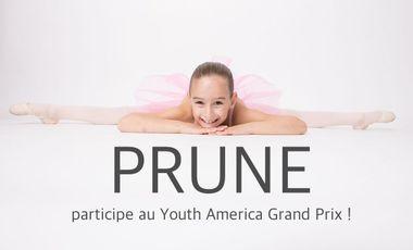 Visuel du projet Participer au plus grand concours mondial de danse classique