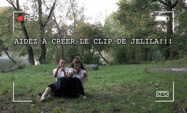 Visueel van project Aidez à créer le clip de Jelila !