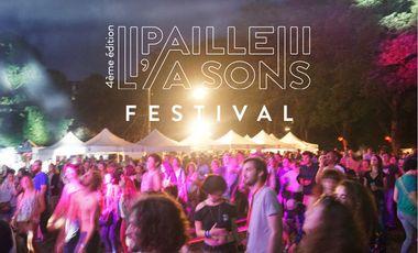 Visueel van project Festival L'Paille à Sons #4