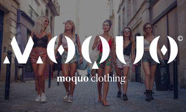 Visueel van project Moquo Clothing