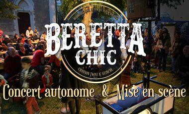 Visueel van project Beretta Chic: Mise en scène et Sonorisation