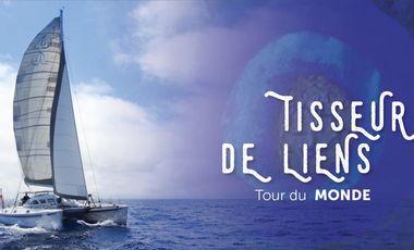 Visueel van project Tisseur de liens