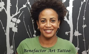 Visuel du projet Benefactor Art Tattoo