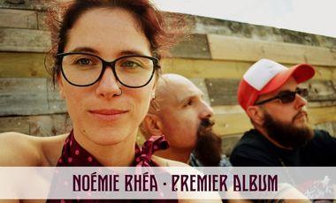 Project visual Noémie Rhéa - Premier Album