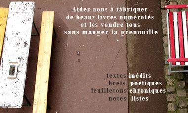 Project visual Collection mêmepapier
