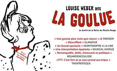 Visueel van project Louise Weber dite LA GOULUE