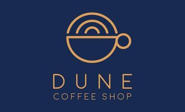 Project visual DUNE COFFEE SHOP