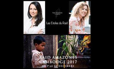 Project visual Objectif Raid Amazones