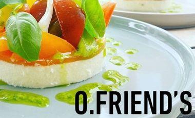 Visuel du projet O.Friend's