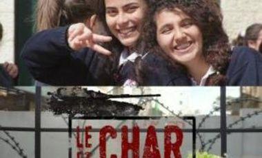 Visuel du projet Le char et l'olivier (Une autre histoire de la Palestine)