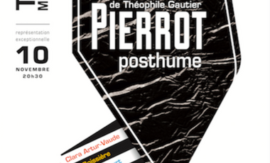 Project visual Pierrot Posthume