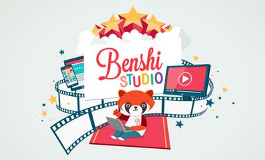 Project visual Benshi STUDIO joue les prolongations !
