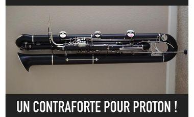 Project visual Un Contraforte pour Proton!