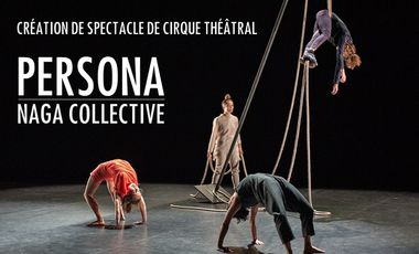 Visueel van project Persona // Naga Collective