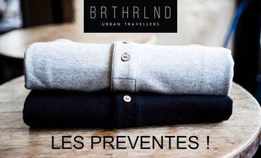 Project visual Les préventes de BROTHERLAND !